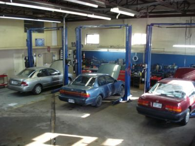 Garage Inside With Car Garage Inside With Car Nongzico